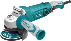 TOTAL ANGLE GRINDER 1.010W - 125mm WITH ADJUSTABLE SPEED (TG1121256-3)