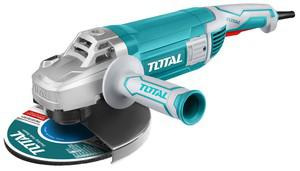 TOTAL ANGLE GRINDER  2.400W - 230mm (TG1252306)