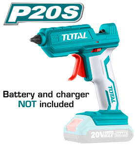 TOTAL GLUE GUN Li - ion 20V (TGGLI2001)