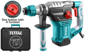TOTAL ROTARY HAMMER SDS-PLUS 1.500W 4 FUCTIONS (TH1153236)