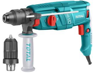 TOTAL ROTARY HAMMER SDS-PLUS 800W WITH CHUCK (TH308266-2)