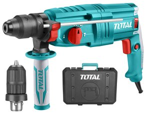 TOTAL ROTARY HAMMER SDS-PLUS 800W WITH CHUCK (TH308268-2)