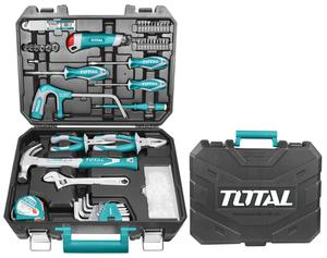 TOTAL 117PCS TOOLS SET (THKTHP21176)