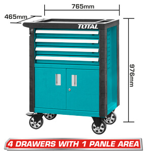 TOTAL ROLLER CABINET (THRC01041)