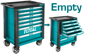 TOTAL ROLLER CABINET (THRC01071)