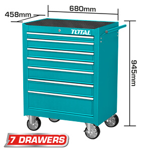 TOTAL ROLLER CABINET (THRC02071P)