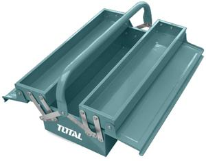 TOTAL METAL TOOL BOX 2 LAYERS (THT10703)
