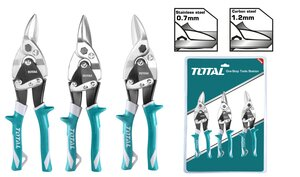 TOTAL SET AVIATION SNIP 3PCS (THT520106K
