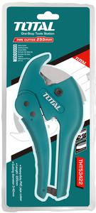 TOTAL PVC PIPE CUTTER 225mm (THT53422)