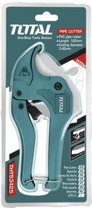 TOTAL PVC PIPE CUTTER 193mm (THT53425)