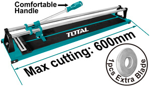 TOTAL TILE CUTTER 60cm (THT576004)