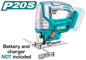 TOTAL JIG SAW Li - ion 20V (TJSLI8501)