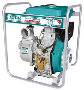 "TOTAL DIESEL WATER PUMP 2"" - 3.8HP (TP5201)"