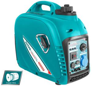 TOTAL INVERTER GASOLINE GENERATOR 2.200W (TP530001)