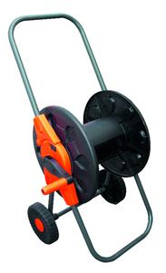 "AQUABAX TROLLEY HOSE REEL 1/2"" - 60m (TS8004)"