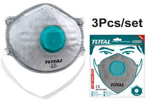 TOTAL DUST MASK FFP2 WITH FILTER (TSP406)