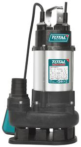 TOTAL INOX SEWAGE WATER SUBMERSIBLE PUMP 1.100W (TWP711001)