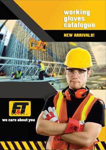 FT-SAFETY Gloves Catalogue 2018